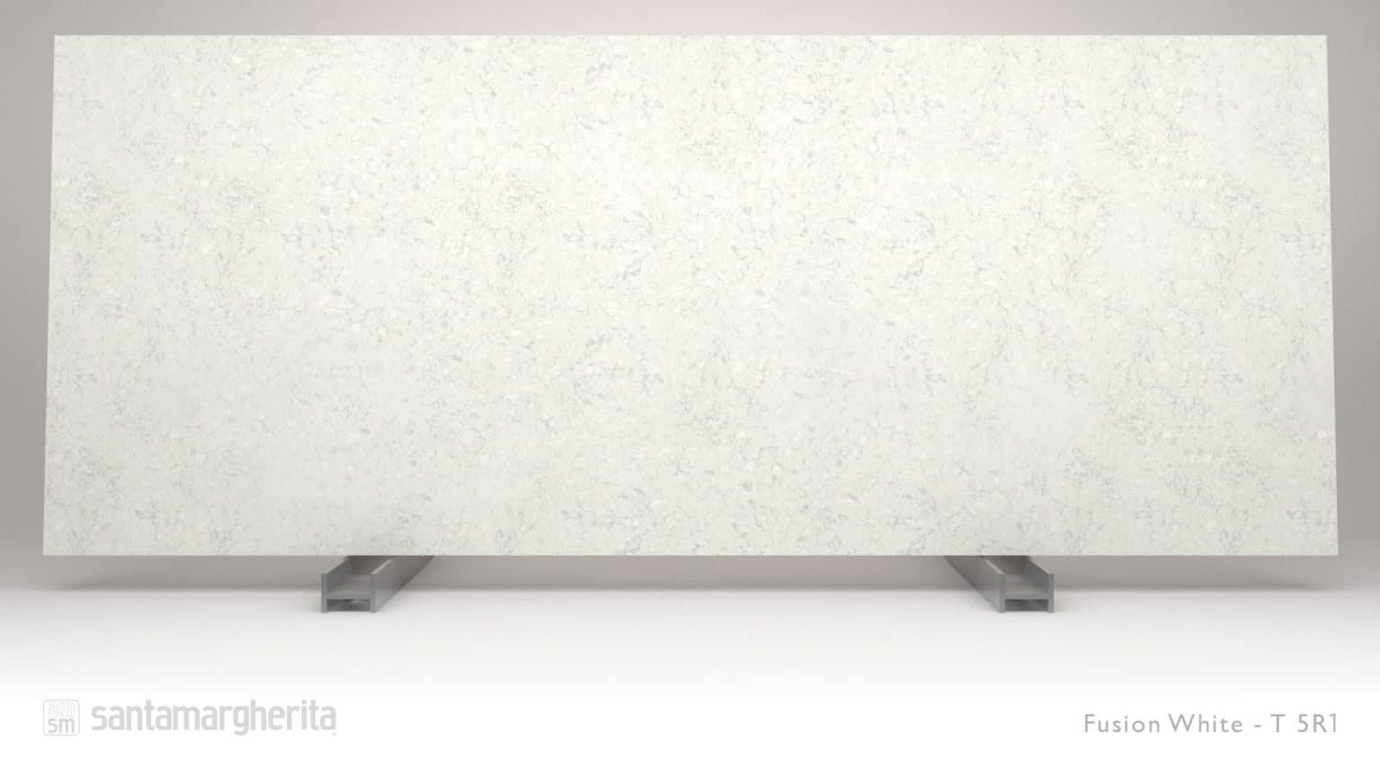 Fusion White SLAB