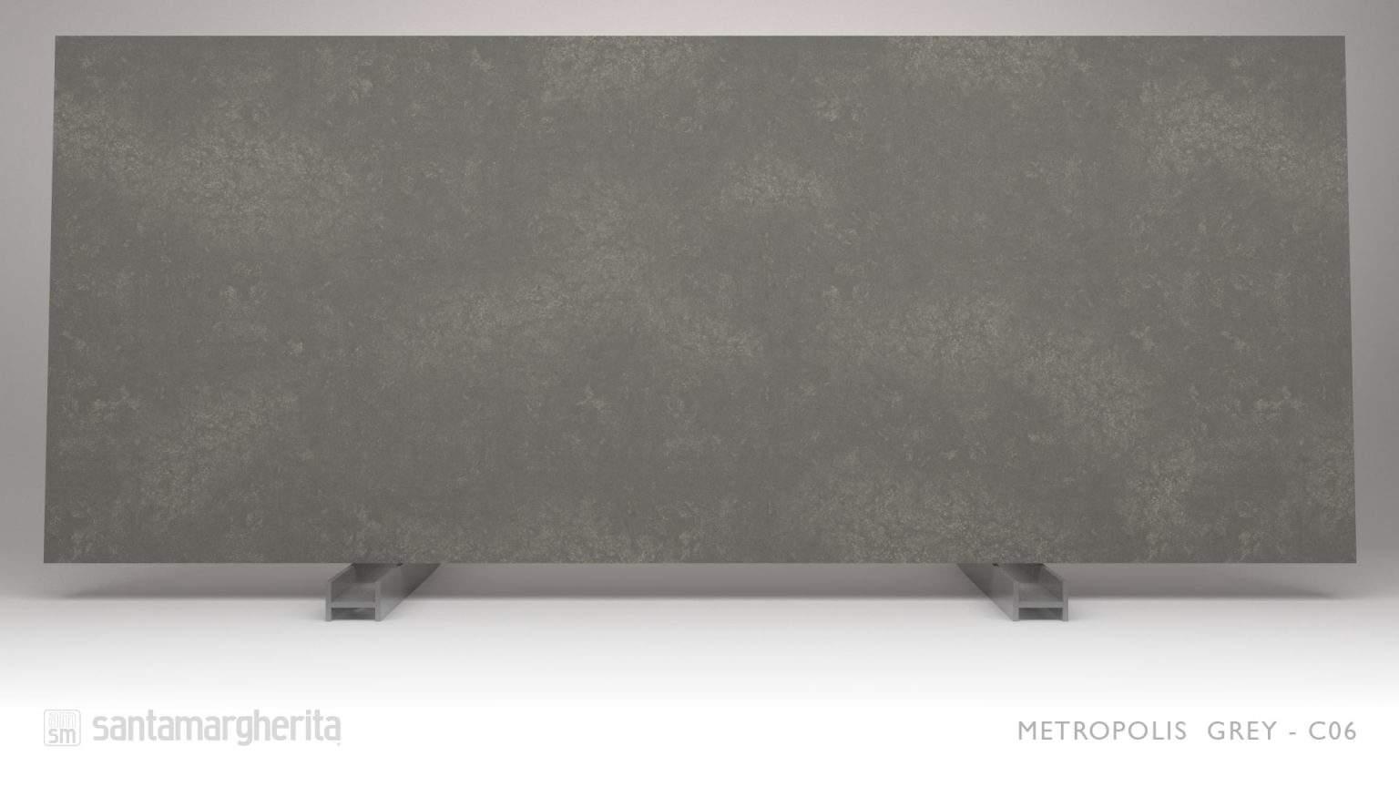 Metropolis Grey SLAB