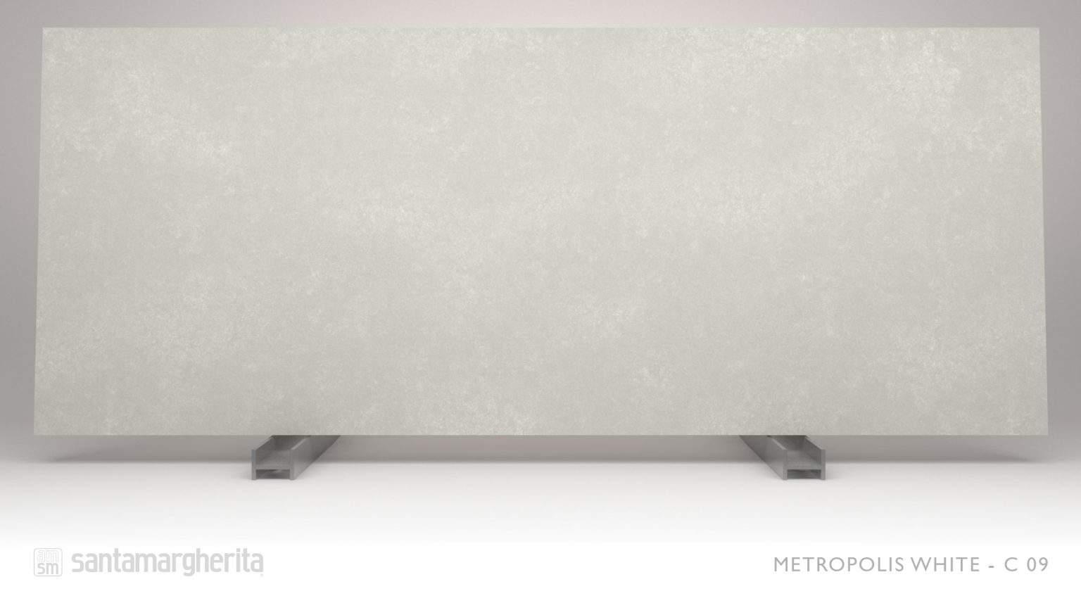 Metropolis White SLAB